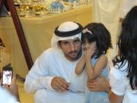 Sheikh Hamdan visits Taste of Wafi
